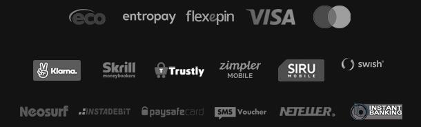 Videoslots uttag - använd dessa betalmetoder för att göra insättning och uttag hos Videoslots!